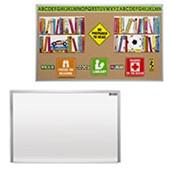 Dry Erase Boards & Bulletin Boards