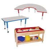 Toddler Tables & Infant Tables