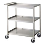 Economy Stainless Steel Bus Cart