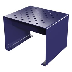 Pasedena Collection Straight Bench (2' L) - Blue