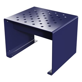 Pasedena Collection Straight Bench (2\' L) - Ultra Blue
