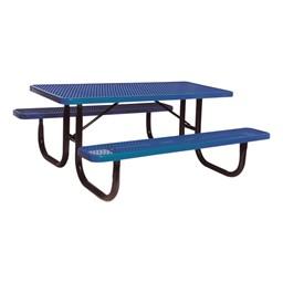 Rectangle Heavy-Duty Picnic Table