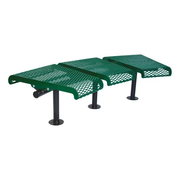 700 Series Individual Bench
