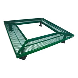 934 Series Square Bench