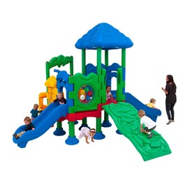 Discovery Center Play Set w/ 10 Activities