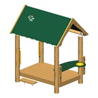 Outdoor Playhouses & Climbers
