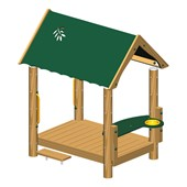 Outdoor Playhouses & Climbers