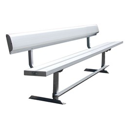 940 Series Aluminum Bench (8\' L)