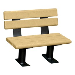 Child's Bench w/ Back