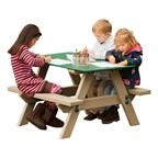 Preschool Picnic Tables
