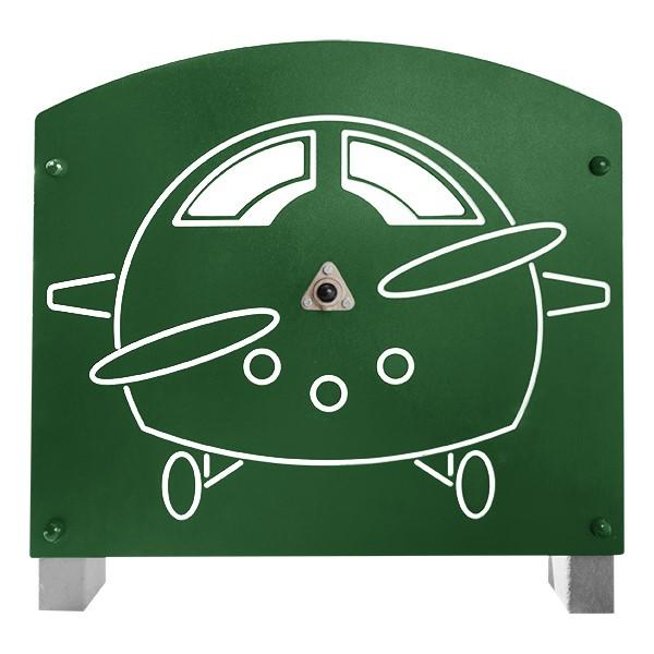 Airplane Panel