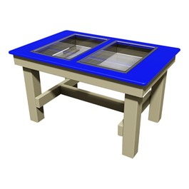 Double Investigation Table