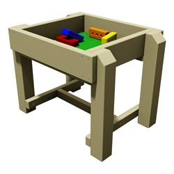 Exploration & Discovery Table - (Blocks not included)