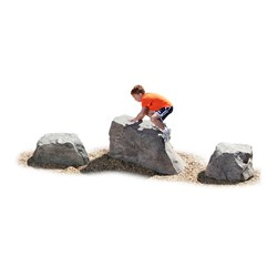 Stepping Boulders