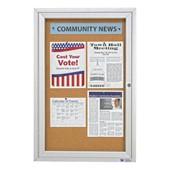 Outdoor Bulletin Boards & Message Boards