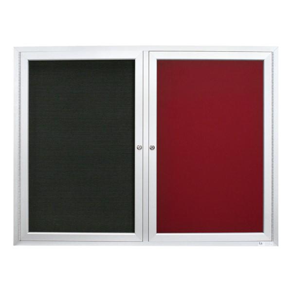 Indoor Enclosed Combo Board