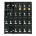 Cell Phone Lockers - 24 Lockers