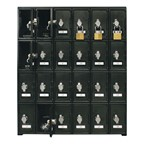 Cell Phone & Laptop Storage Lockers