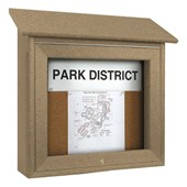 Outdoor Message Boards