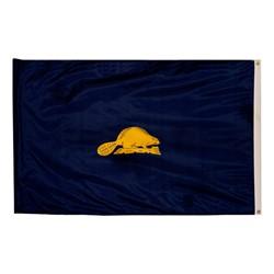 Oregon State Flag - Back