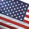 Spun Polyester U.S. Flag