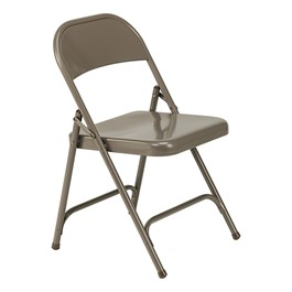 162 Series Steel Folding Chair - El Dorado