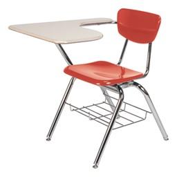 3700 Series Tablet Arm Desk