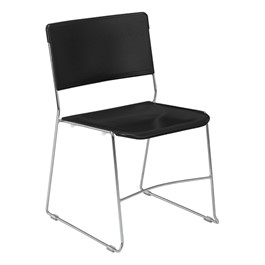 4100 Plastic Stacking Chair