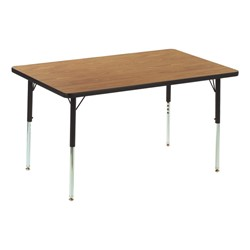 "Rectangle 4000 Series Classroom Activity Table (48"" W x 30"" D)"