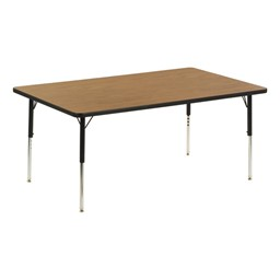 Rectangle 4000 Series Classroom Activity Table