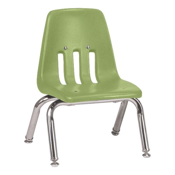 "9000 Series School Chair - 10"" Seat Height - Apple"