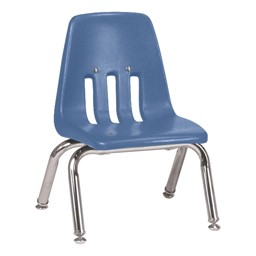 """9000 Series School Chair - 10"""" Seat Height - Blueberry"""
