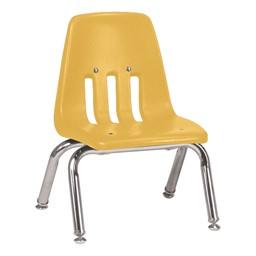 "9000 Series School Chair - 10"" Seat Height - Squash"