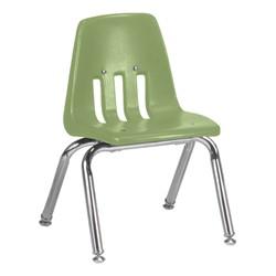 "9000 Series School Chair - 12"" Seat Height - Apple"