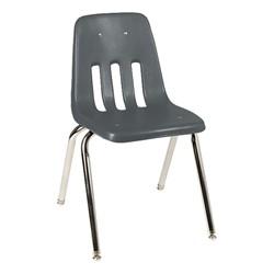 9000 Series School Chair - Graphite