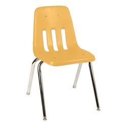 9000 Series School Chair - Squash