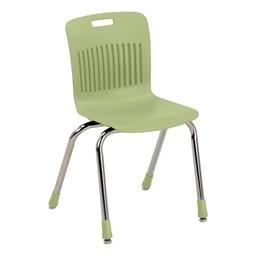 Analogy Series Ergonomic School Chair - Apple