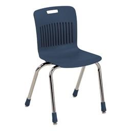 Analogy Series Ergonomic School Chair - Navy