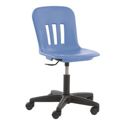 Metaphor Task Chair - Blueberry