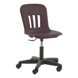 Metaphor Task Chair - Chocolate