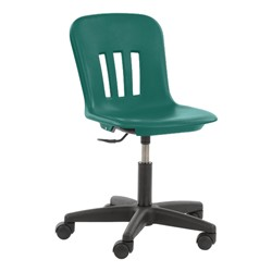 Metaphor Task Chair - Forest green