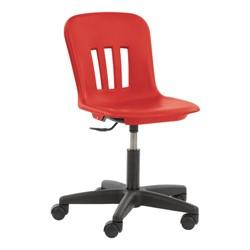 Metaphor Task Chair - Red