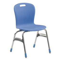 Sage Stack Chair - Blueberry