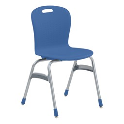 Sage Stack Chair - Cobalt