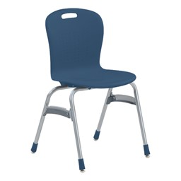 Sage Stack Chair - Navy
