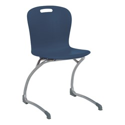 Sage Cantilever Chair - Navy