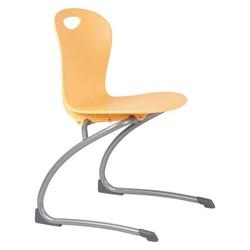 Zuma Cantilever School Chair - Squash