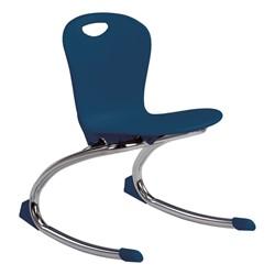 """Zuma Rocker Chair (13"""" Seat Height) - Navy"""