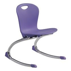 "Zuma Rocker Chair (13"" Seat Height) - Purple"