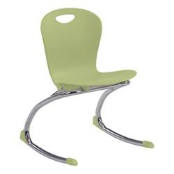 """Zuma Rocker Chair (15"""" Seat Height) - Apple"""
